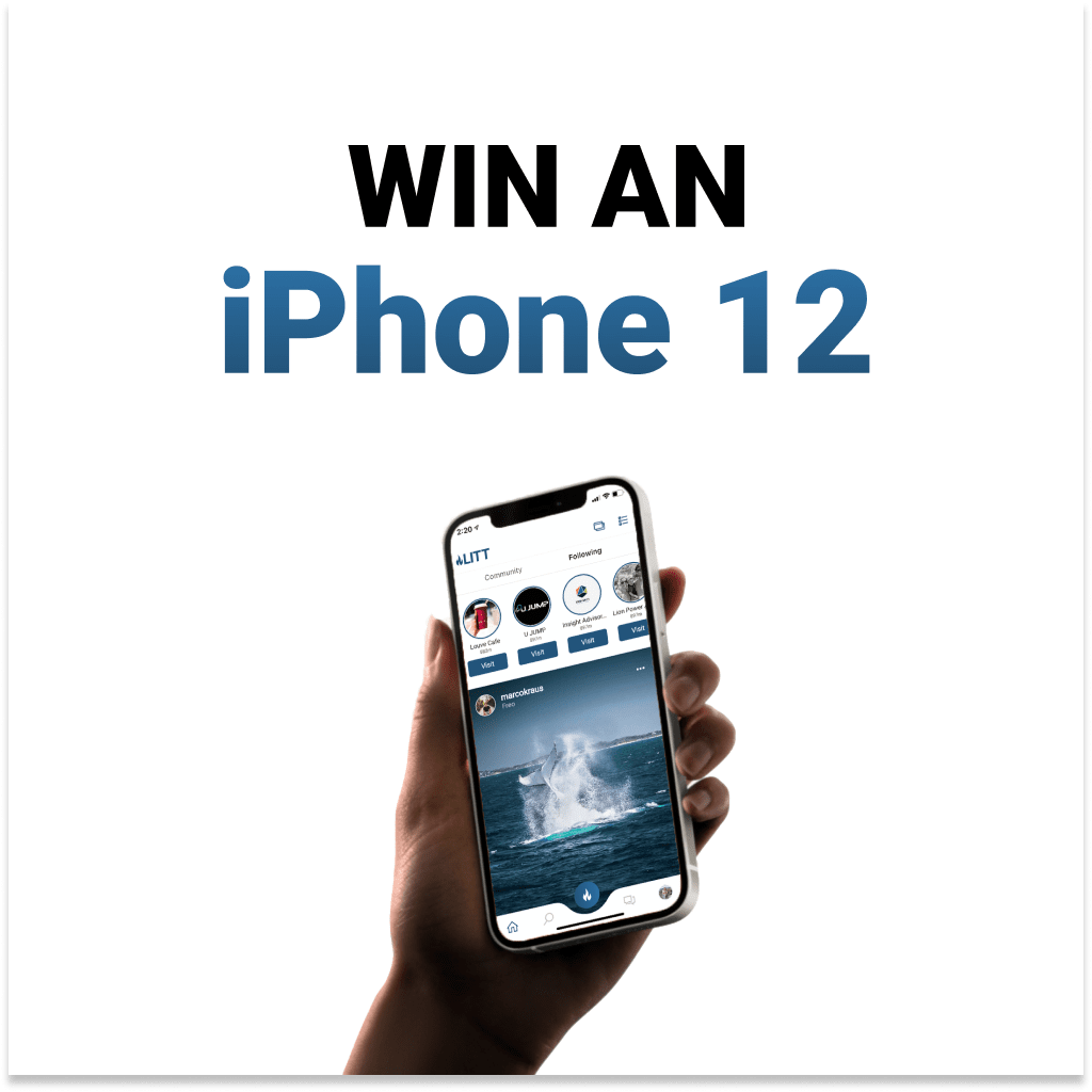 iPhone12 giveaway