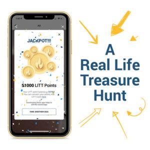 LITT Jackpot rewards